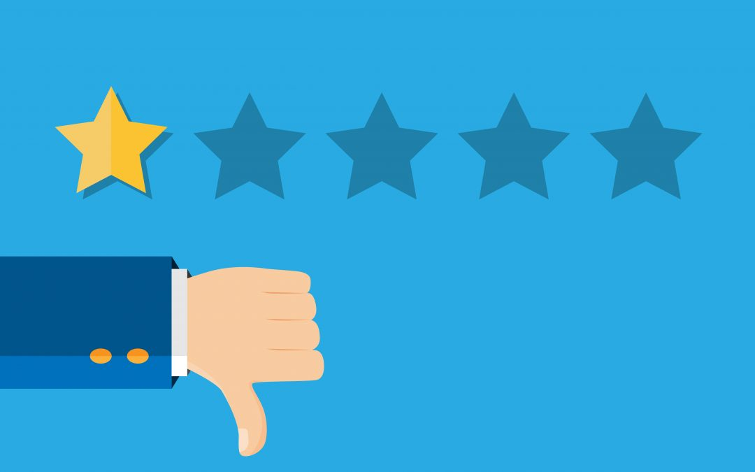 What Can You Do About Negative Online Reviews for Your Practice?
